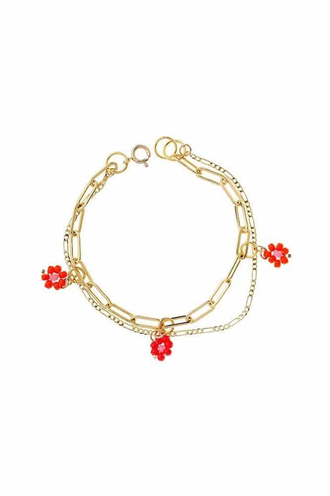 bracelet multi chaines personnaliser