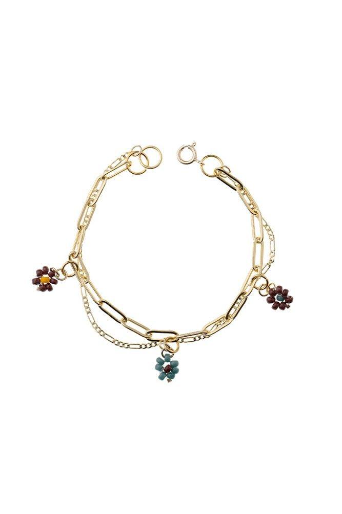 bracelet multi chaines