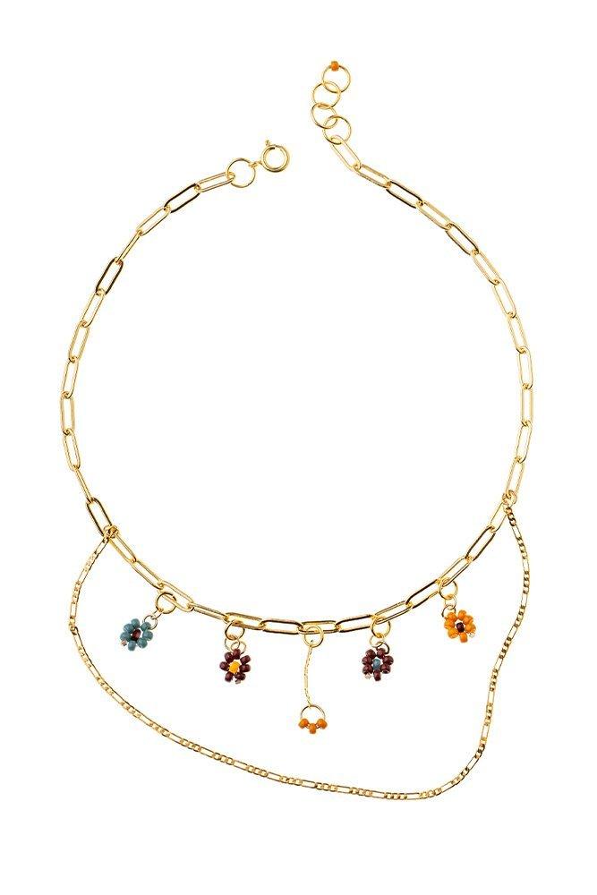 collier multi chaines