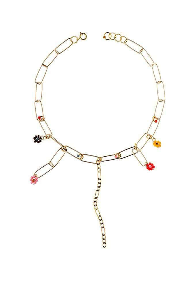 collier odette personnaliser or
